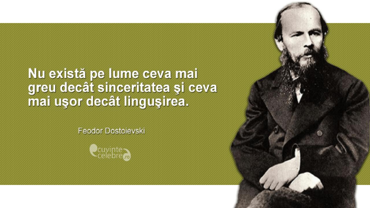 Citate Despre Viata Si Fotografie : Cele mai pătrunzătoare citate ale lui dostoievski